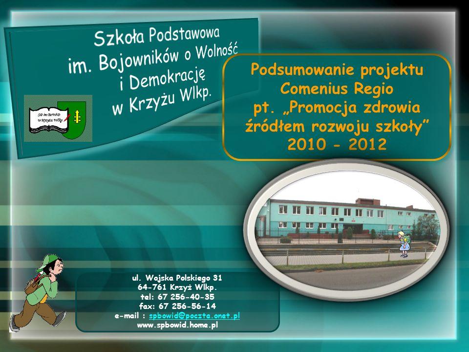 Szkoła Podstawowa im. Bojowników o Wolność i Demokrację w Krzyżu Wlkp.