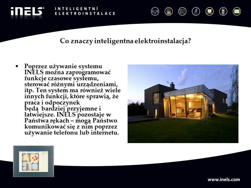 Co znaczy inteligentna elektroinstalacja