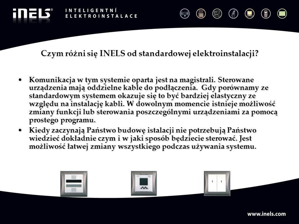 Czym różni się INELS od standardowej elektroinstalacji