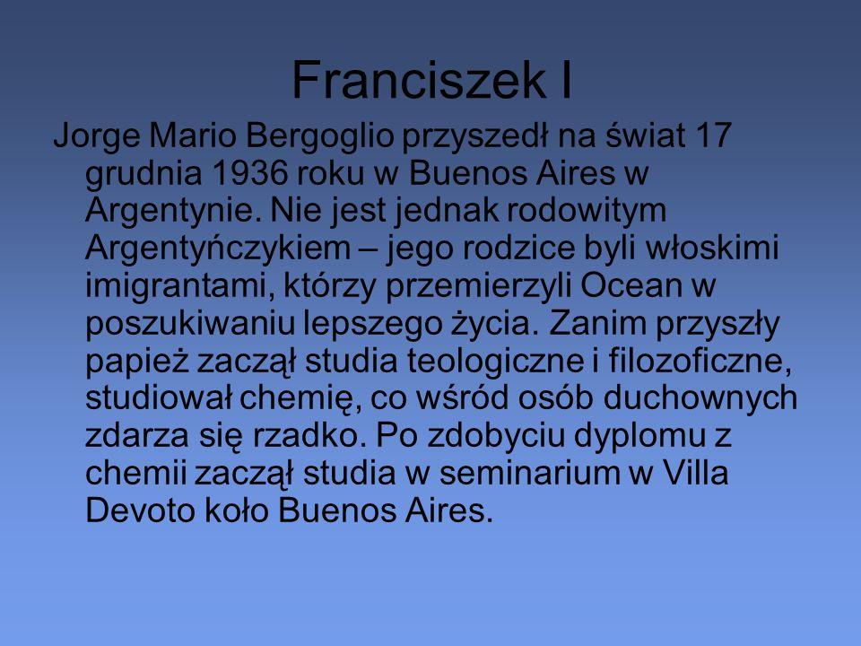 Franciszek I