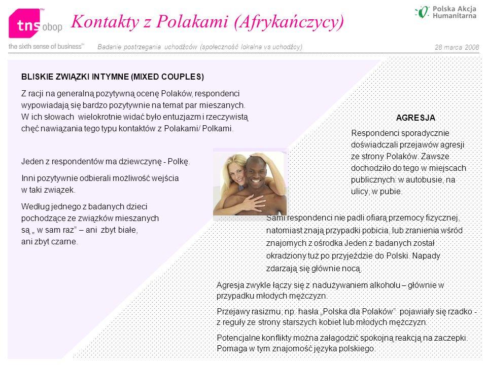Kontakty z Polakami (Afrykańczycy)