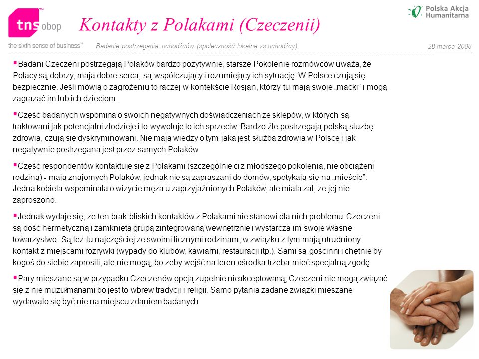 Kontakty z Polakami (Czeczenii)