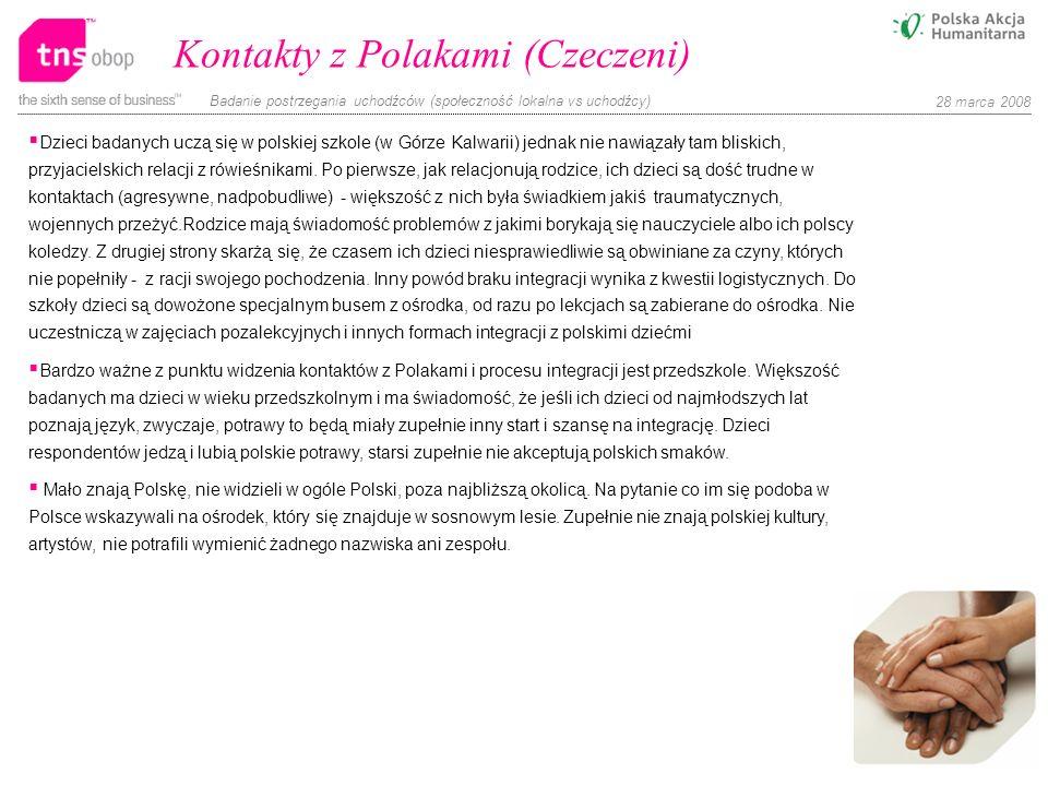 Kontakty z Polakami (Czeczeni)