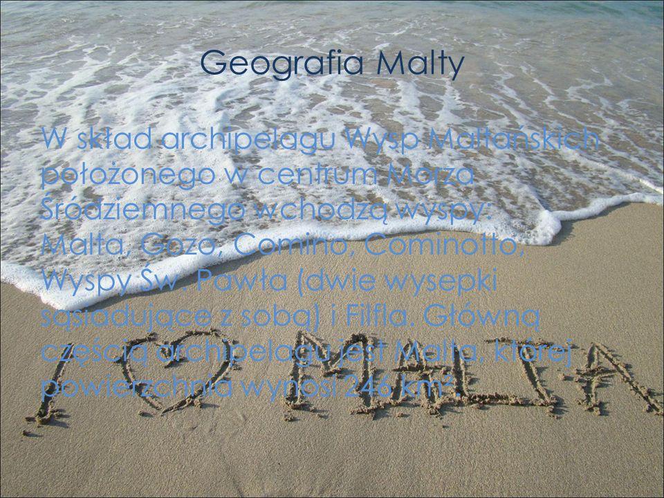 Geografia Malty