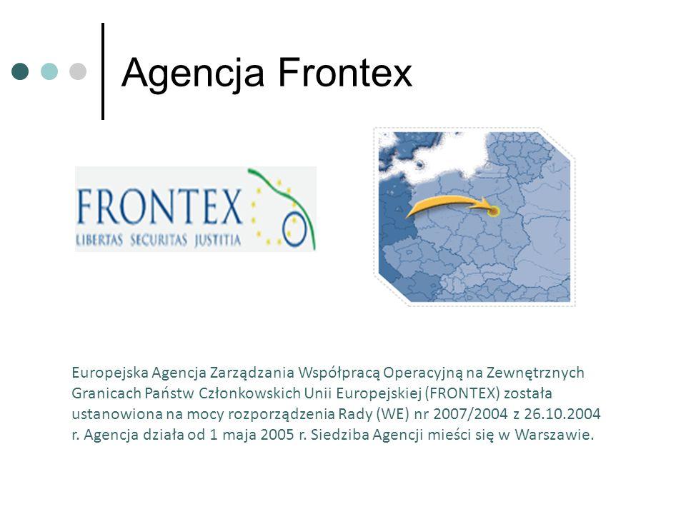 Agencja Frontex