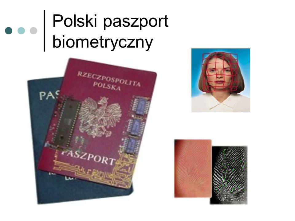 Polski paszport biometryczny