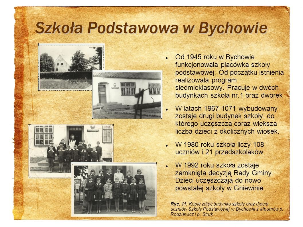 Szkoła Podstawowa w Bychowie