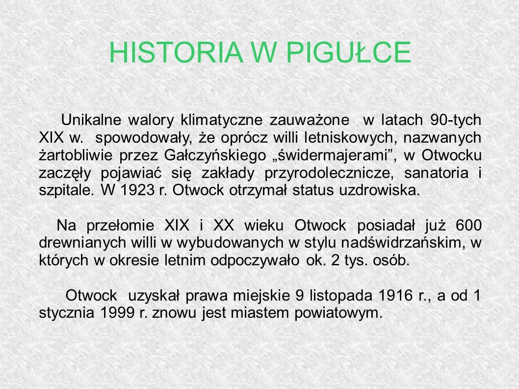 HISTORIA W PIGUŁCE