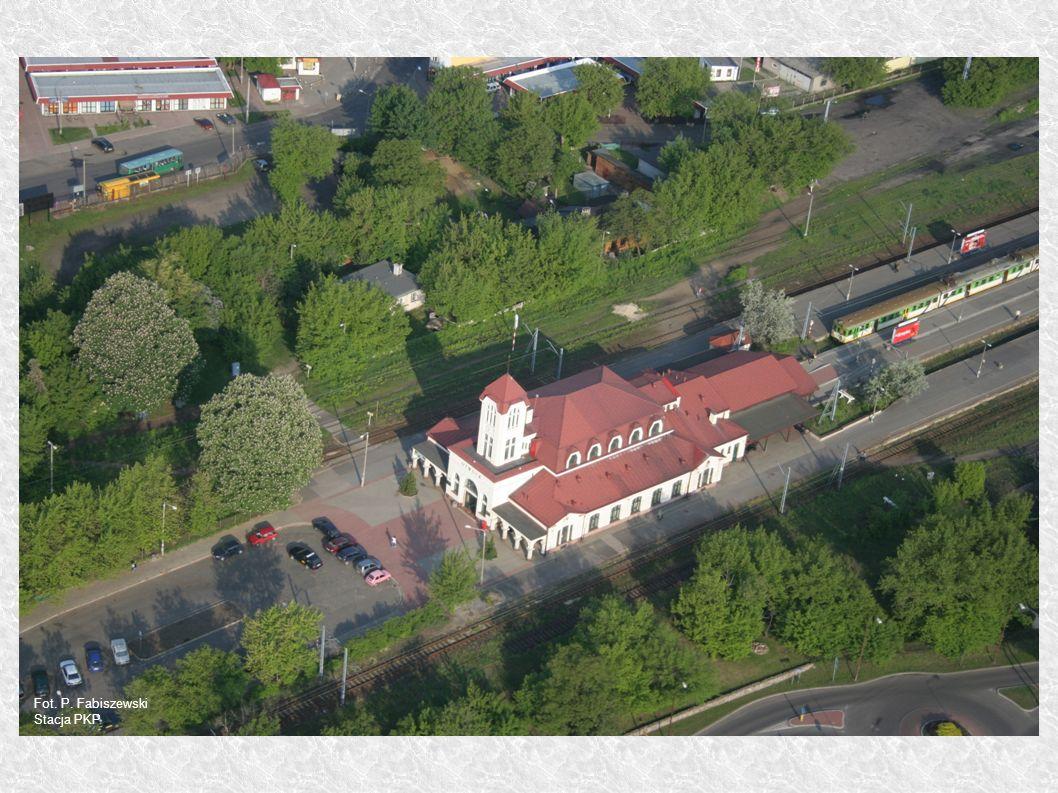 Fot. P. Fabiszewski Stacja PKP