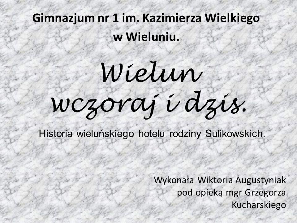 Gimnazjum nr 1 im. Kazimierza Wielkiego