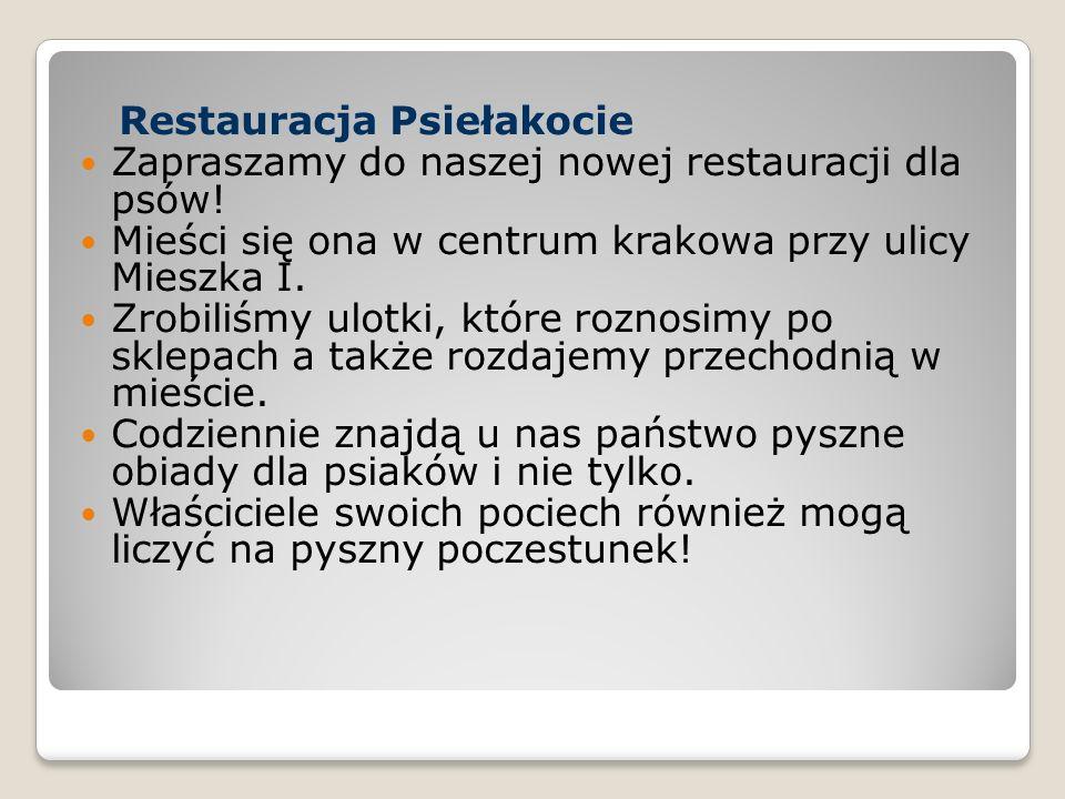 Restauracja Psiełakocie
