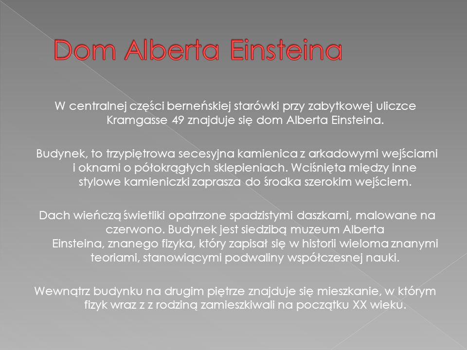 Dom Alberta Einsteina