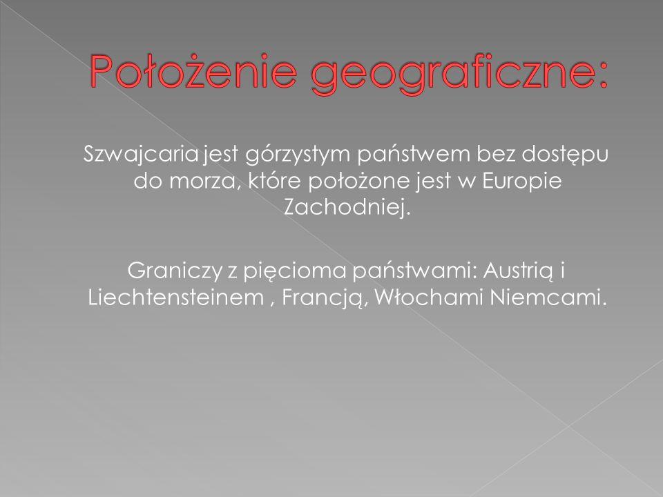 Położenie geograficzne: