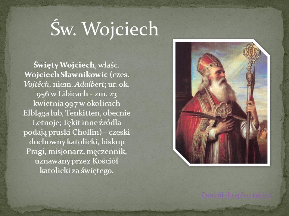 Św. Wojciech