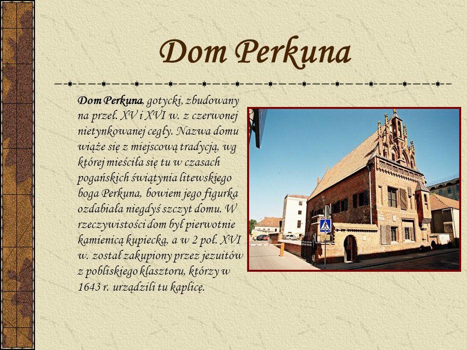 Dom Perkuna