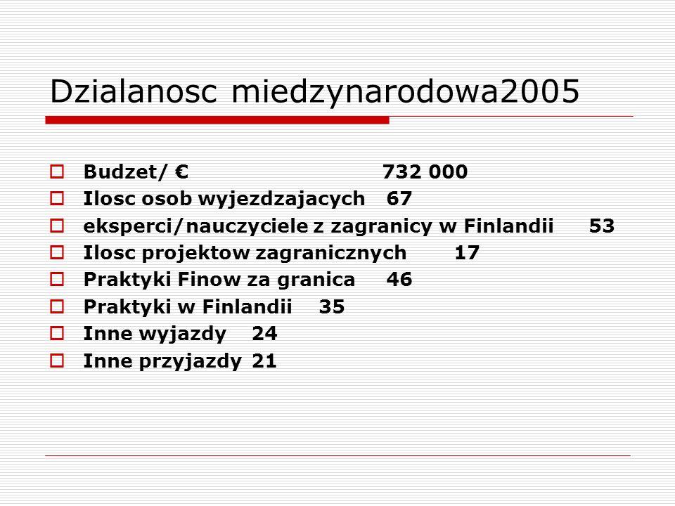 Dzialanosc miedzynarodowa2005