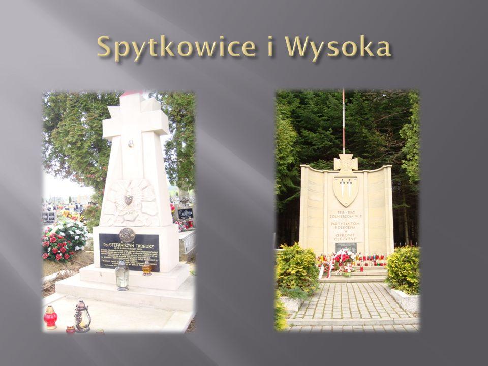 Spytkowice i Wysoka