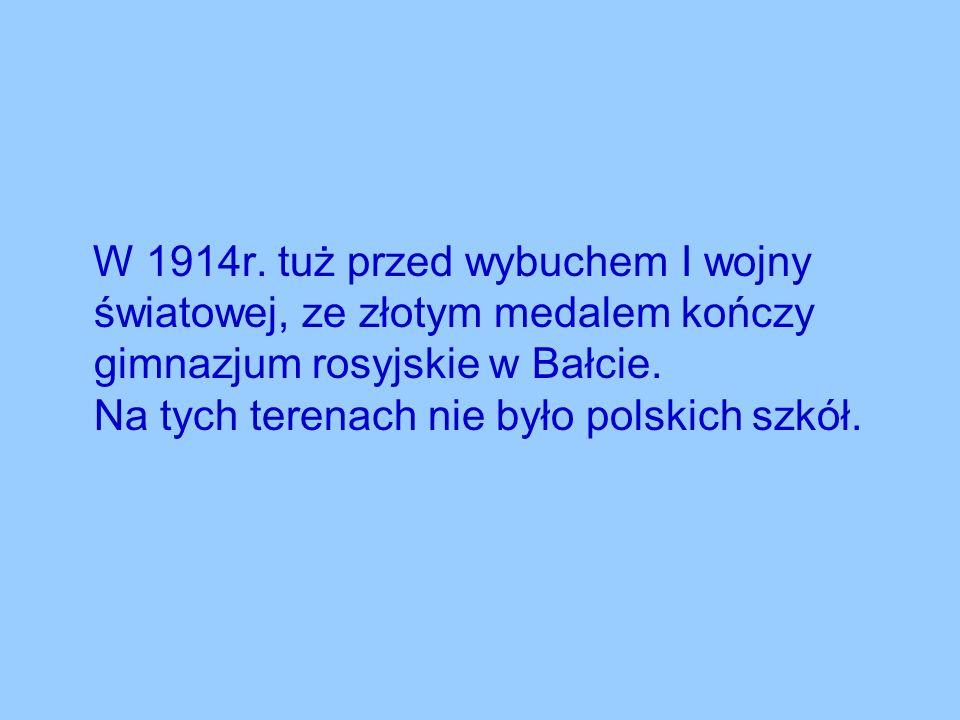W 1914r.