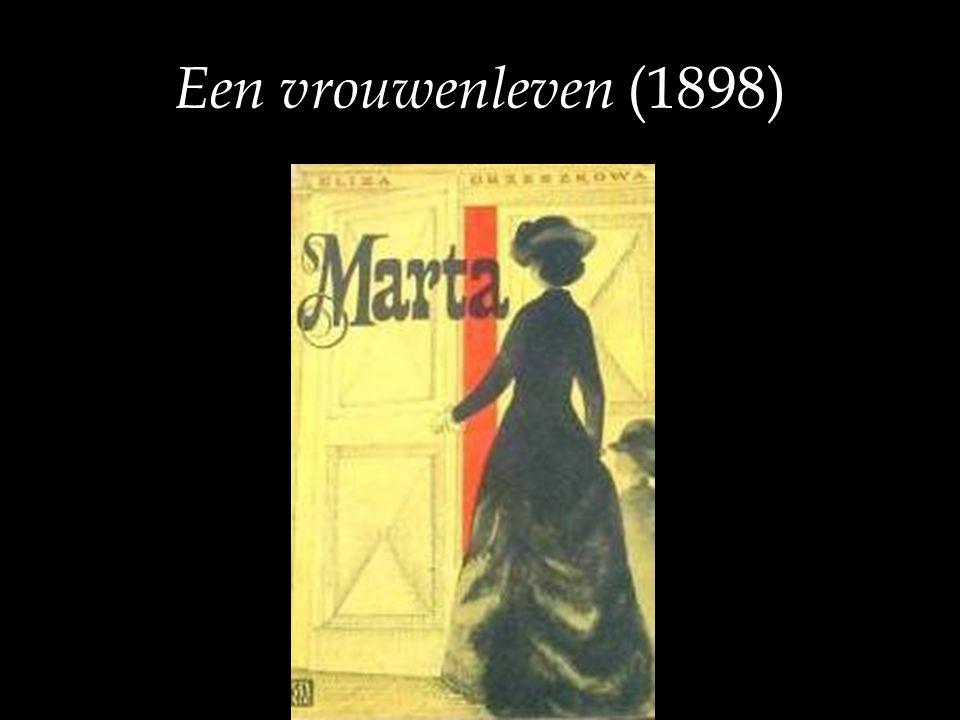 Een vrouwenleven (1898)