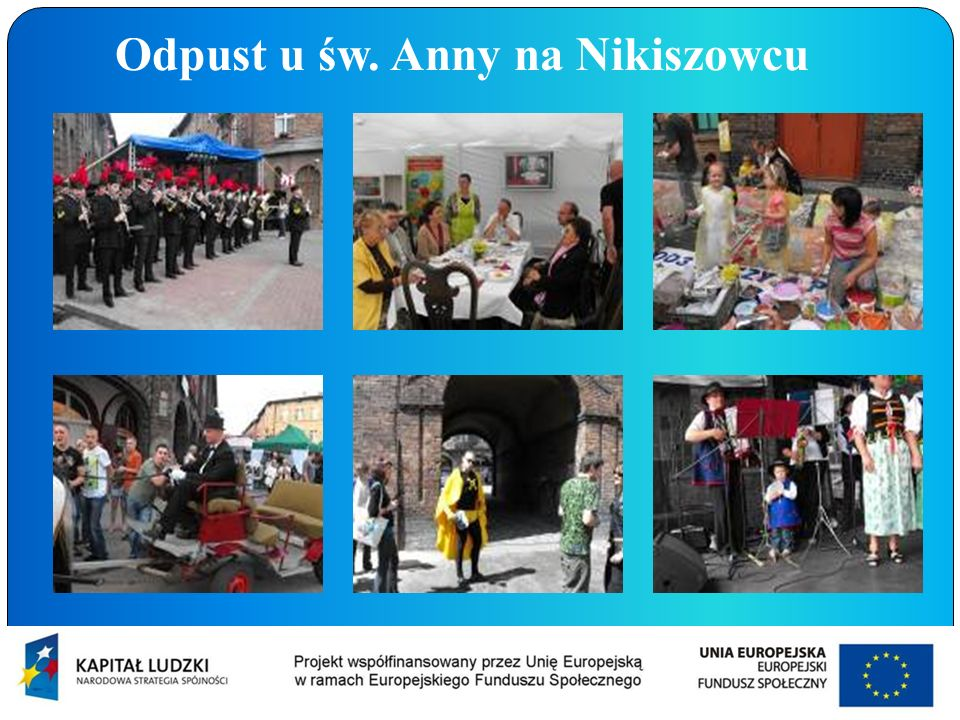 Odpust u św. Anny na Nikiszowcu