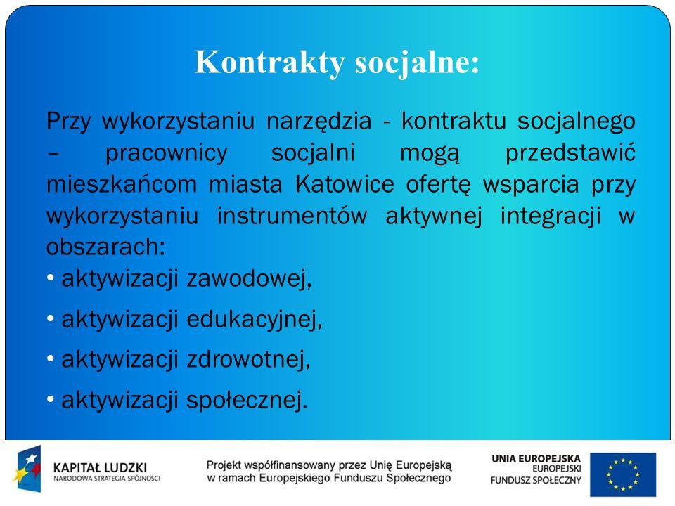 Kontrakty socjalne: