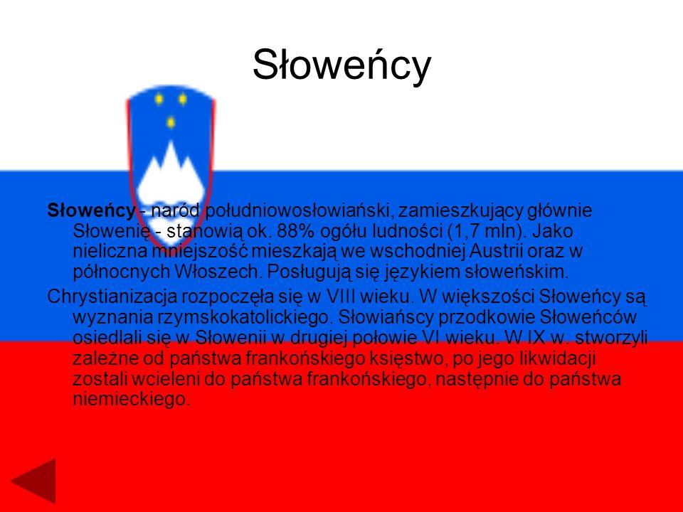 Słoweńcy