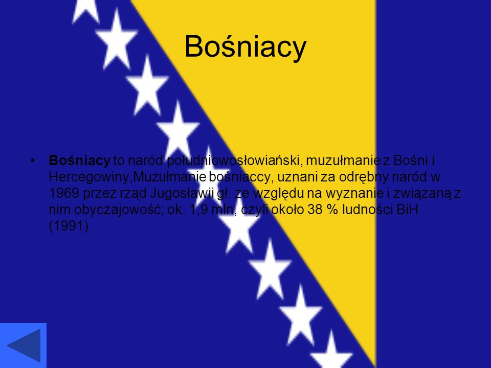 Bośniacy