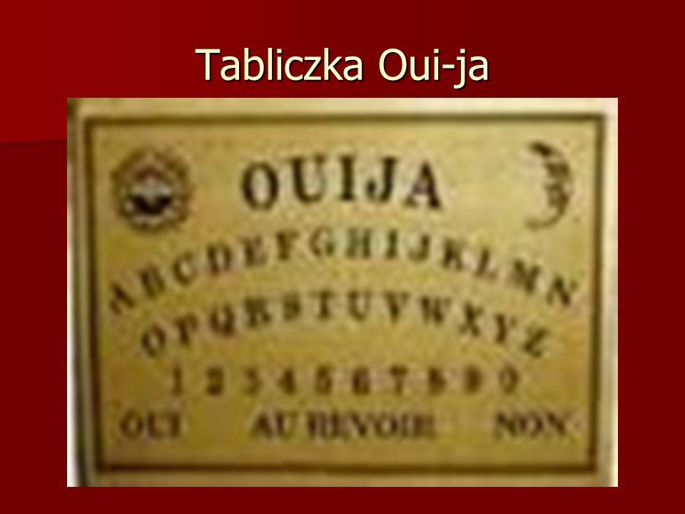 Tabliczka Oui-ja