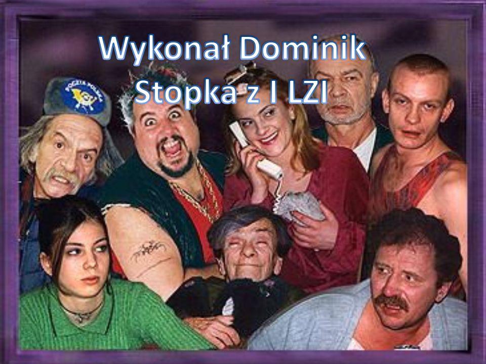 Wykonał Dominik Stopka z I LZI