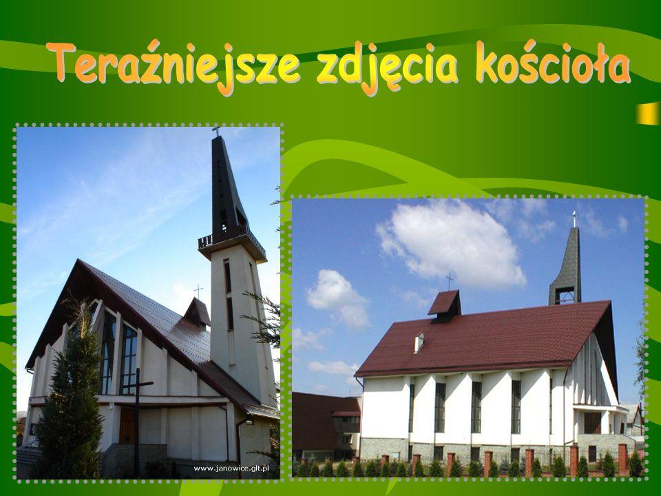 Teraźniejsze zdjęcia kościoła