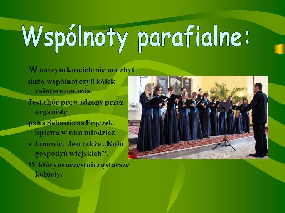 Wspólnoty parafialne: