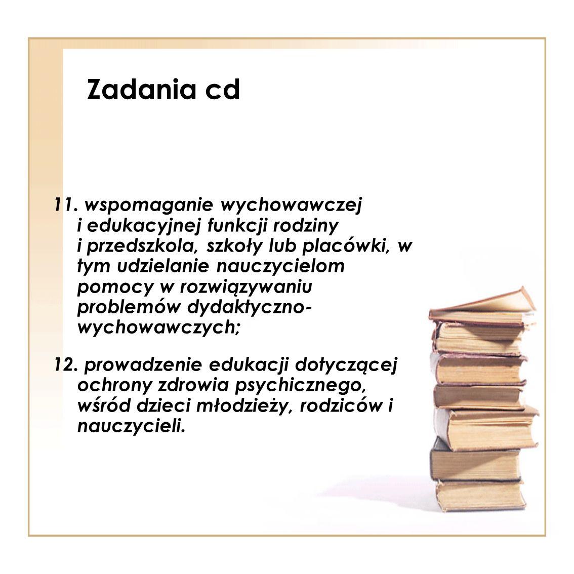 Zadania cd