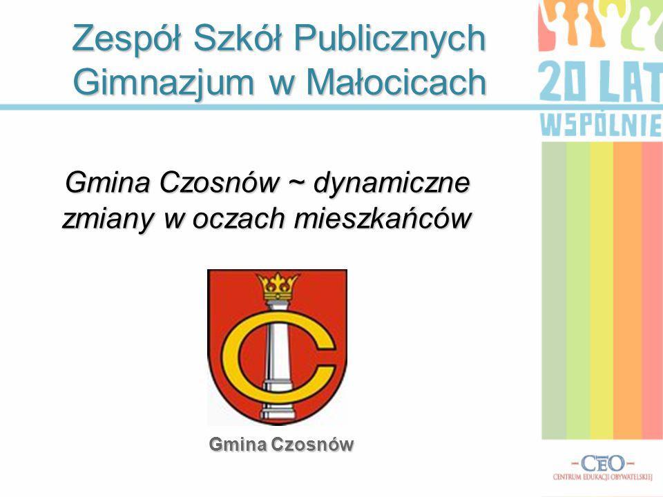 Zespół Szkół Publicznych Gimnazjum w Małocicach