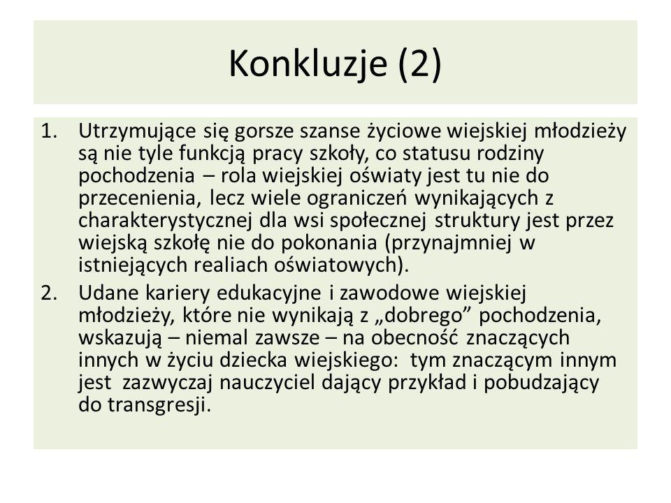 Konkluzje (2)
