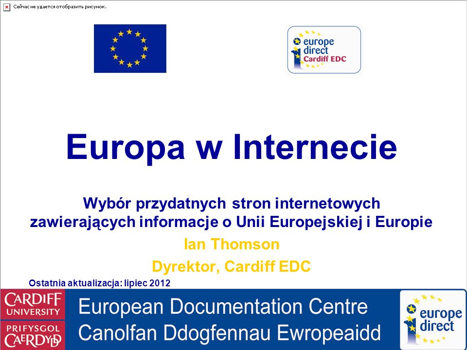 Europa w Internecie Europe on the Internet