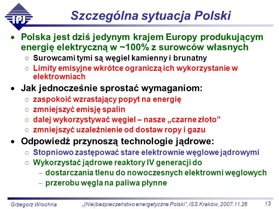 Szczególna sytuacja Polski