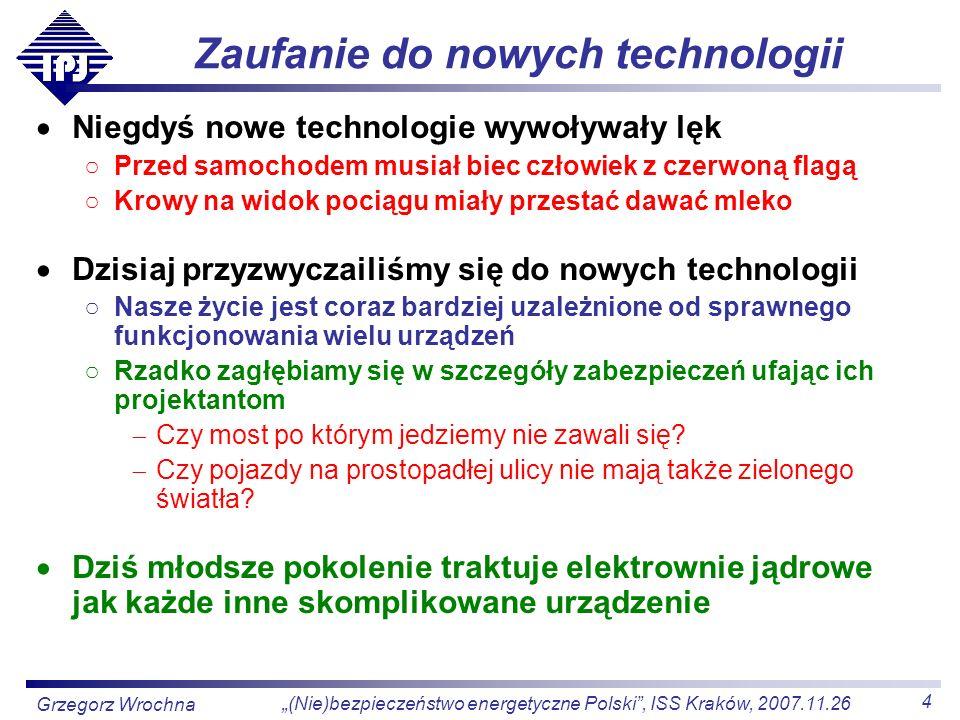 Zaufanie do nowych technologii
