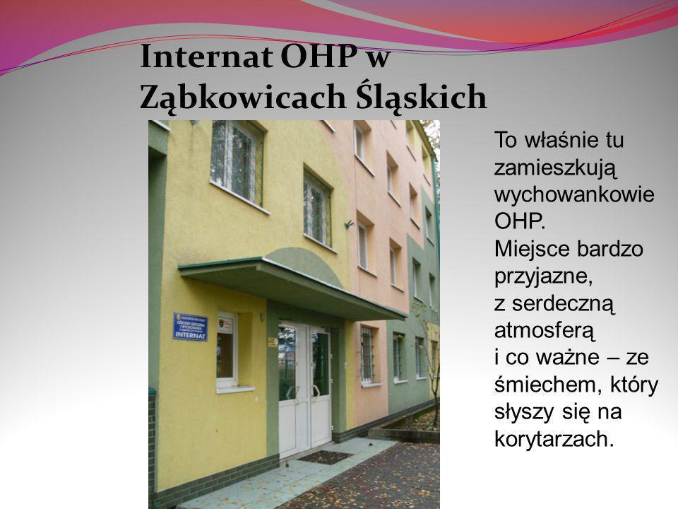 Internat OHP w Ząbkowicach Śląskich