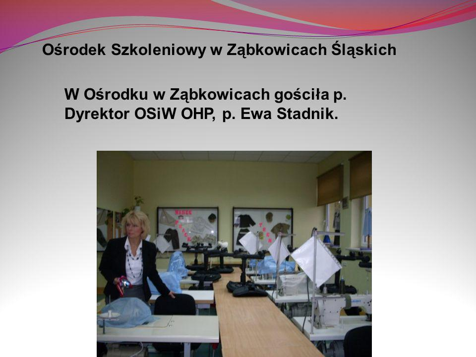 Ośrodek Szkoleniowy w Ząbkowicach Śląskich