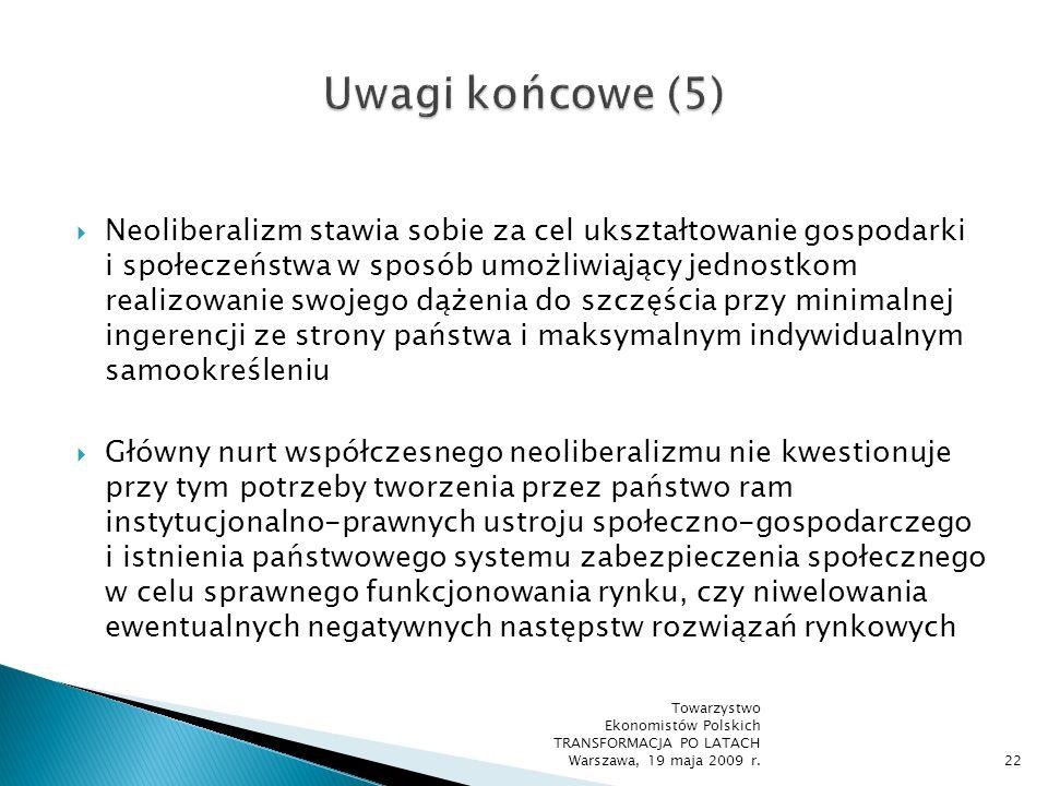 Uwagi końcowe (5)