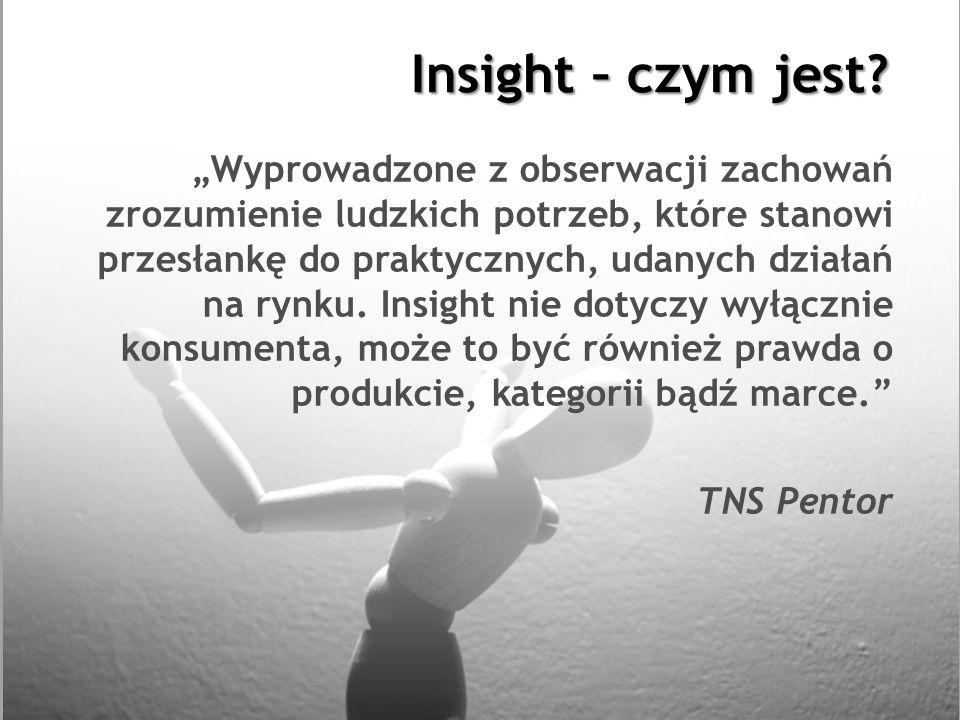 Insight – czym jest