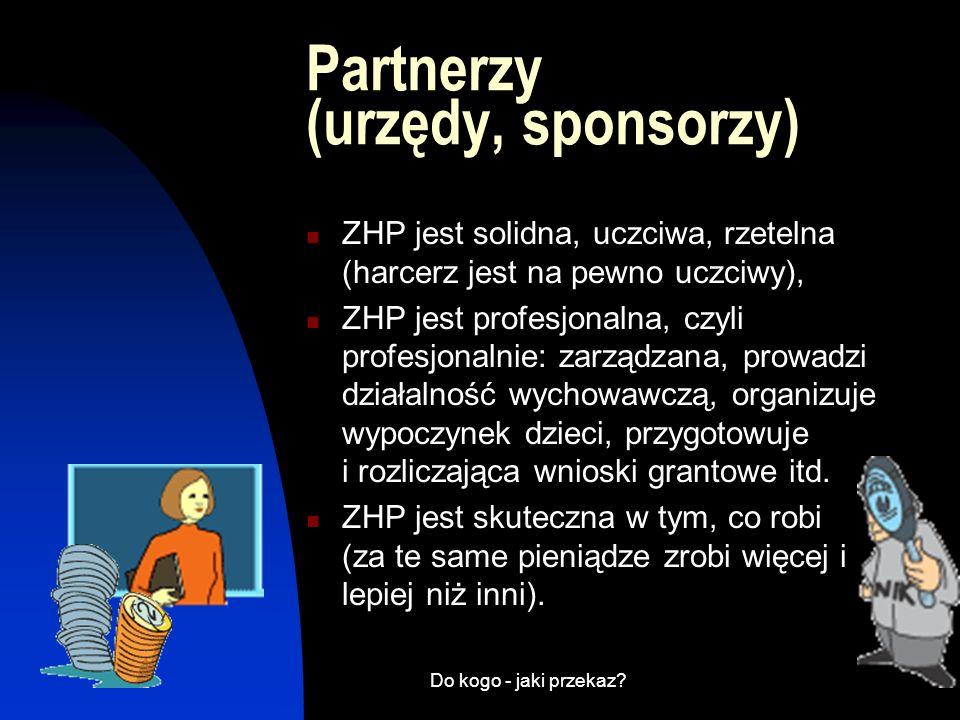 Partnerzy (urzędy, sponsorzy)