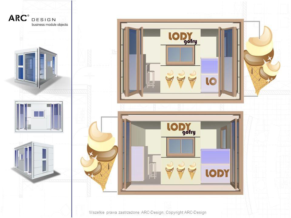 Wszelkie prawa zastrzeżone ARC-Design, Copyright ARC-Design