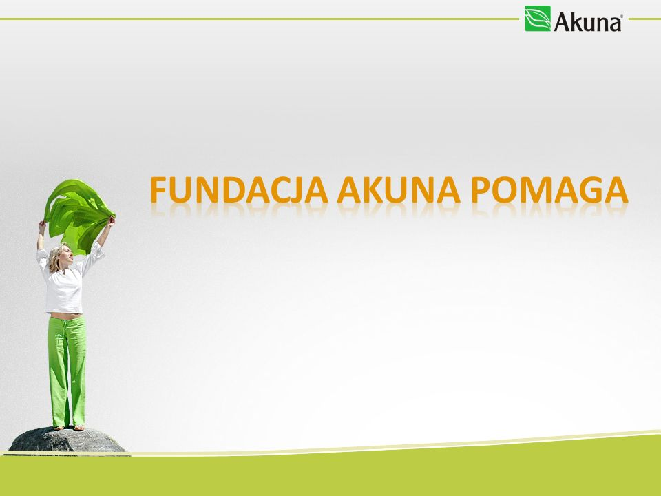 Fundacja Akuna Pomaga