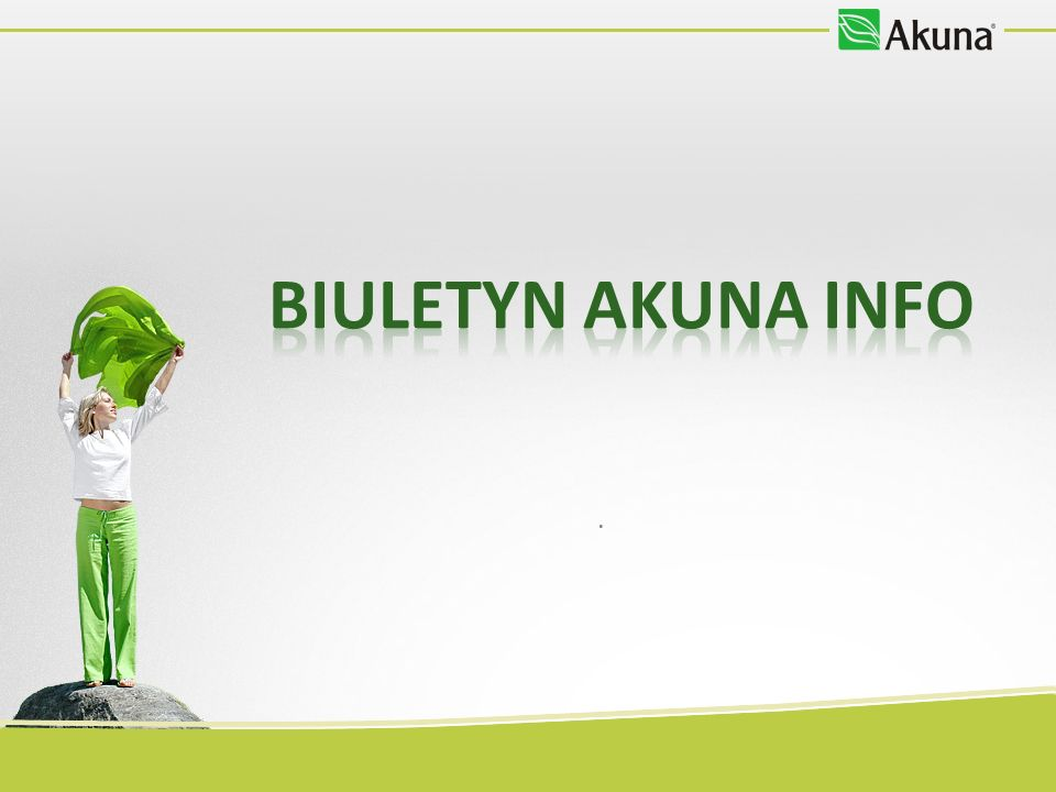 Biuletyn Akuna Info .