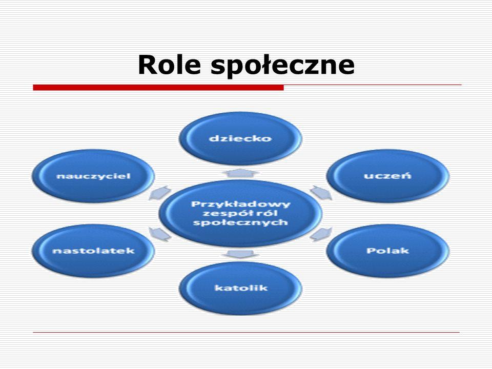 Role społeczne