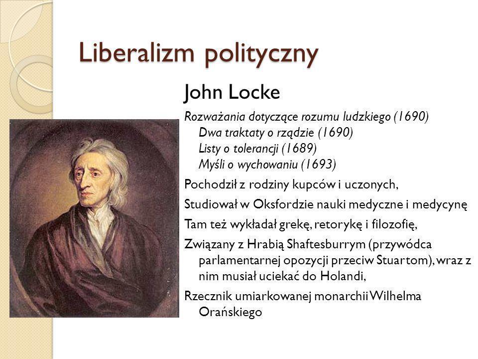 Liberalizm polityczny