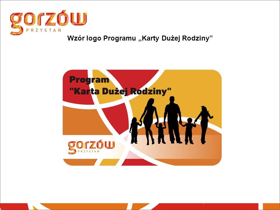 """Wzór logo Programu """"Karty Dużej Rodziny"""