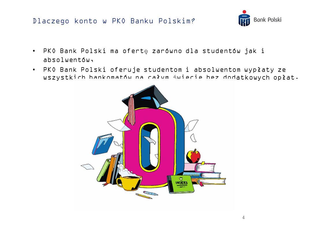 Dlaczego konto w PKO Banku Polskim
