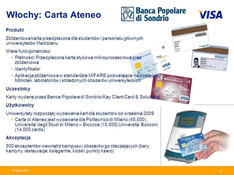 Włochy: Carta Ateneo Produkt